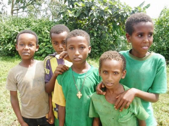 """Bilder von der Reise nach Äthiopien """"Savannen, Gebirge … des Westens"""", 15. bis 30. November 2014"""
