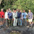Bartmeise-Reisegruppe von Kerala in Südindien begeistert