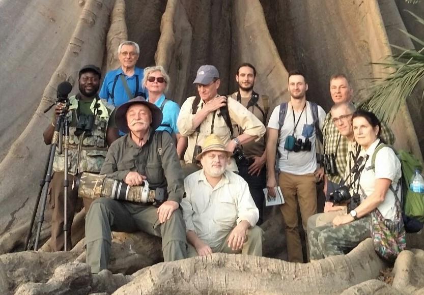 Auf der Suche nach dem Krokodilwächter am Gambia-River