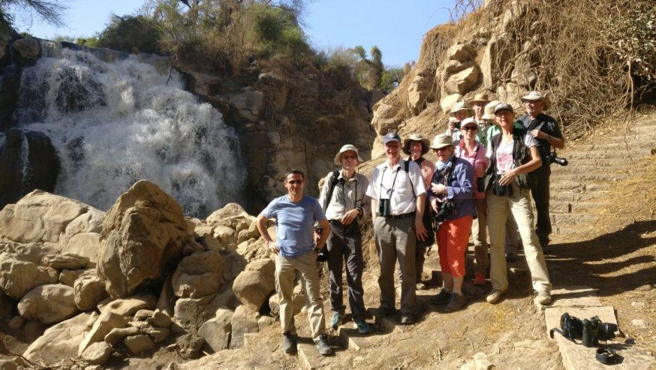 Vogelwelt, Landschaft und Menschen der afro-alpinen Bergwelt Äthiopiens