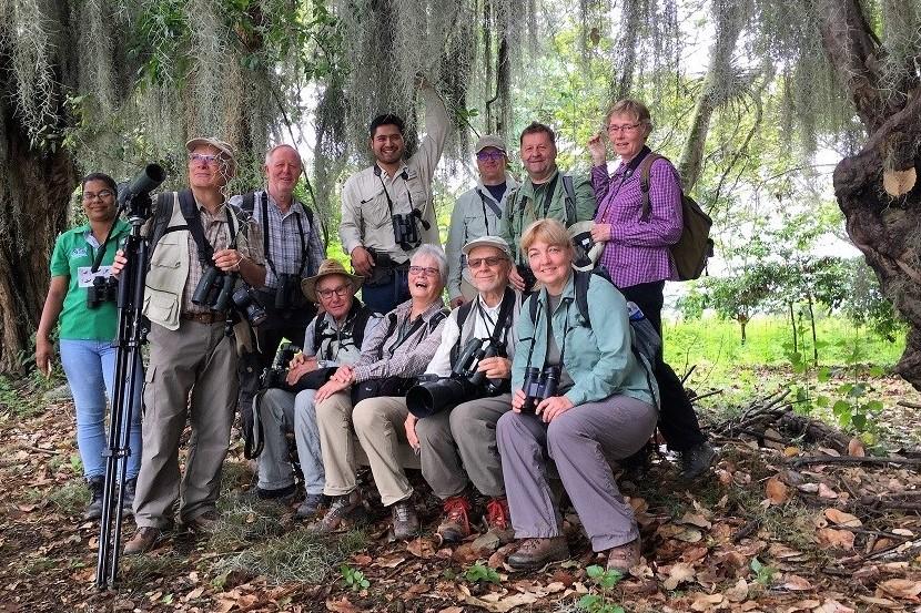 Zauberhafte Vogelwelt der kolumbianischen Anden – Kolibri- und Tangarenfestival