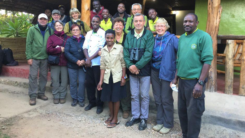 """Reisebericht: Endemische Vögel im Albertine Riftvalley – unterwegs im """"Schwarzen Herzen Afrikas"""""""