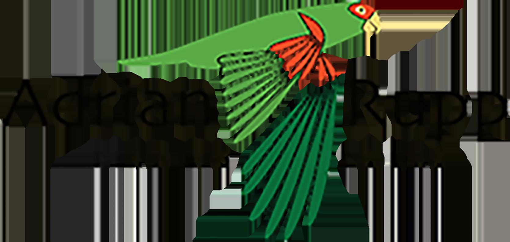 Adrian Rupp - Birding Tours