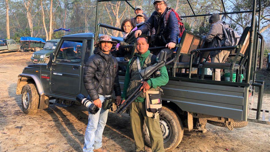Bartmeise-Reisegruppe derzeit unterwegs in Nepal: Vögel und Natur zwischen Himalaja und Buddha