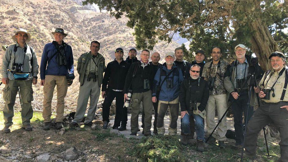 Vom Kaukasus zum Persischen Golf: Bartmeise-Reisegruppen unterwegs in der euro-asiatischen Hochgebirgsregion