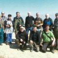 Bartmeise-Reisegruppe aus Aserbaidschan zurück: Tausende Zwergtrappen im Winterquartier erlebt