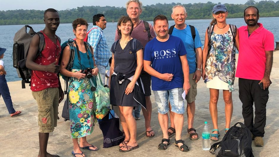 Reisebericht Andamanen/Sri Lanka: Vogelwelt auf den Schatzinseln der Evolution