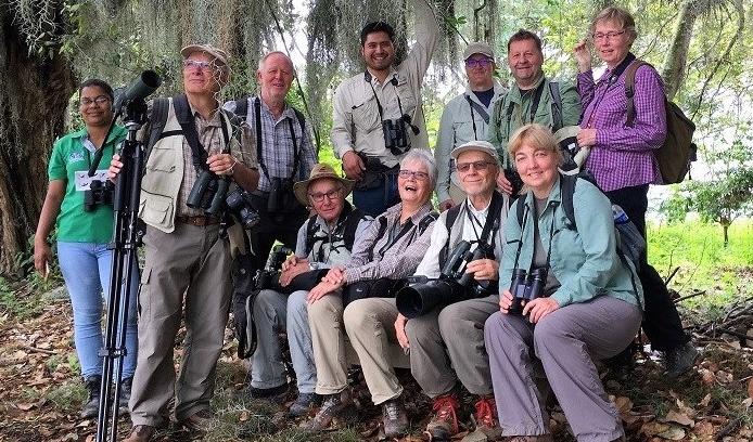 Reisebericht Kolumbien: Zauberhafte Vogelwelt der westlichen Anden und Choco-Region