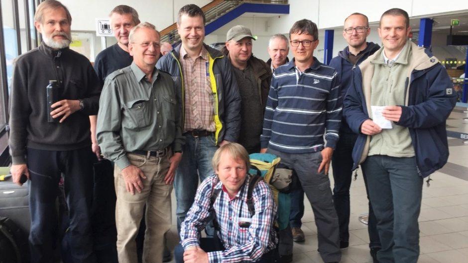 Reisebericht Weißrussland: Doppelschnepfe, Terekwasserläufer und Lasurmeise im Pripjater Polesien